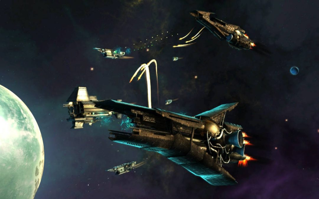 Endless Space Collection gratuito su Humble Bundle per pochi giorni