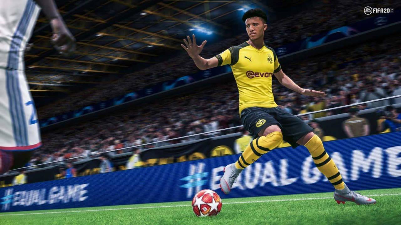 FIFA 20 torna a dominare la classifica dei giochi più venduti in Regno Unito