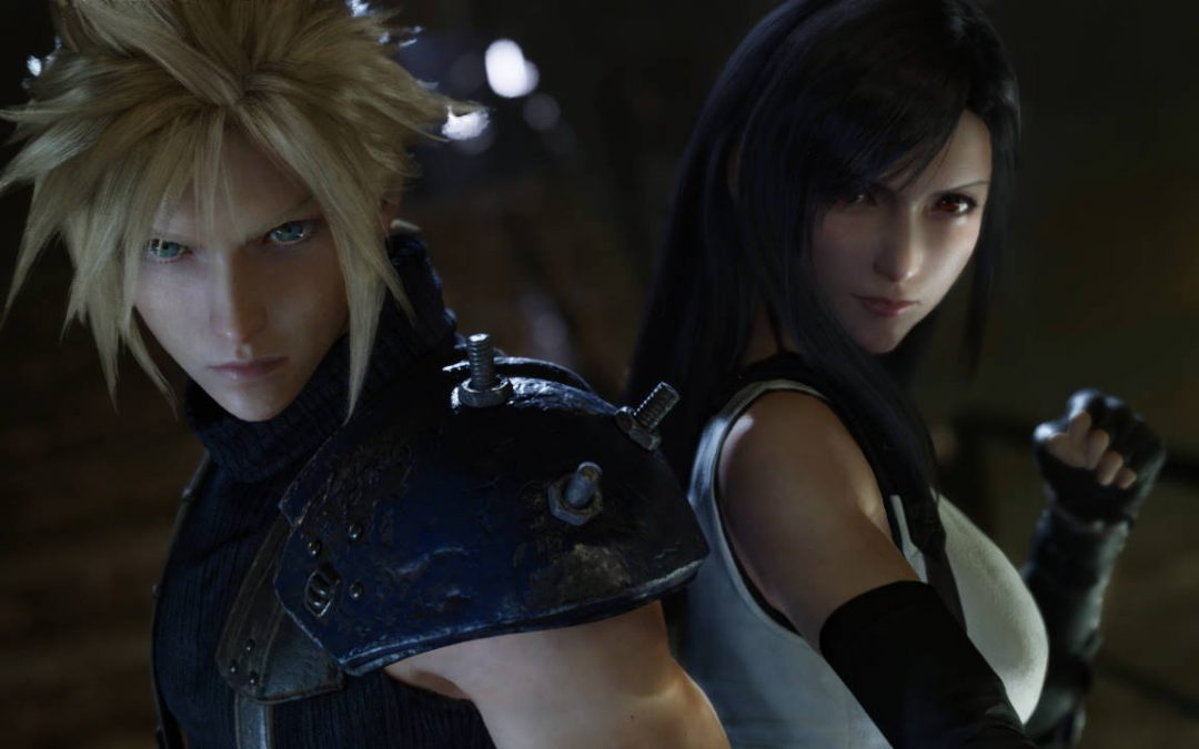 Final Fantasy 7 Remake: apparsi i video gameplay di alcune parti della demo