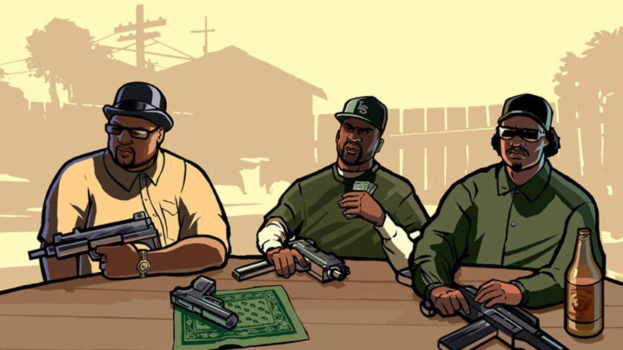 GTA San Andreas è gratis per un periodo limitato, lo offre Rockstar stessa
