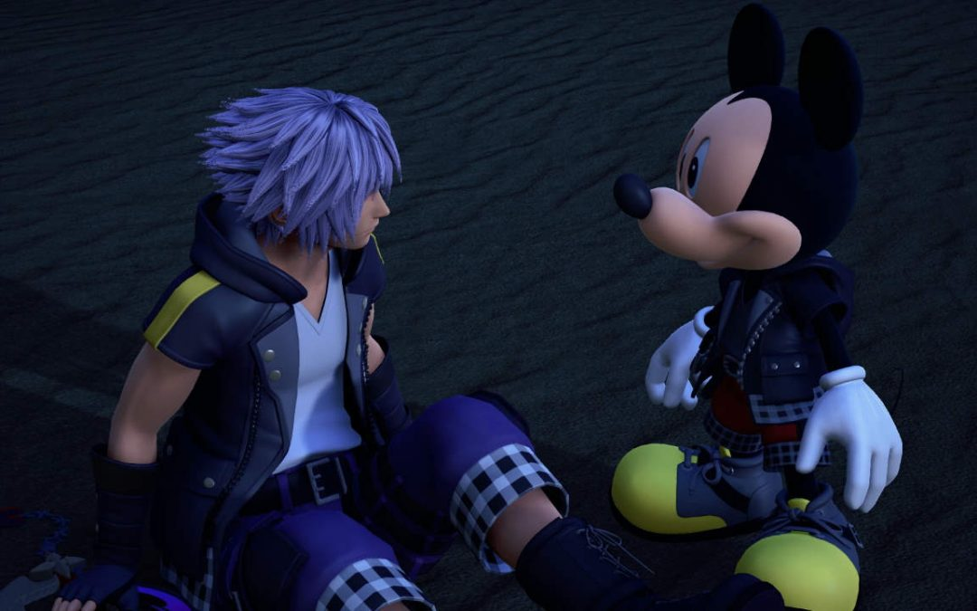 PS Store: Kingdom Hearts 3 Re:Mind tra le uscite per PS4 di questa settimana