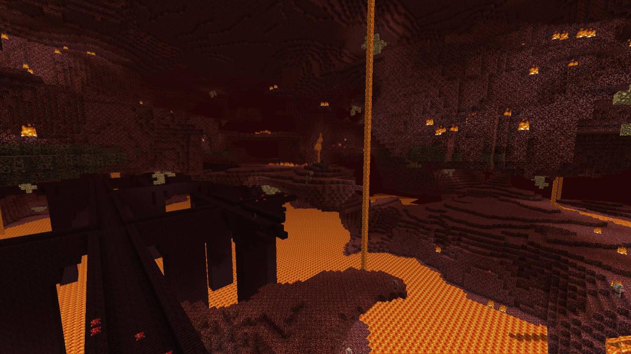 Minecraft: il Nether sta per avere il più grande aggiornamento di sempre dopo l'uscita del gioco
