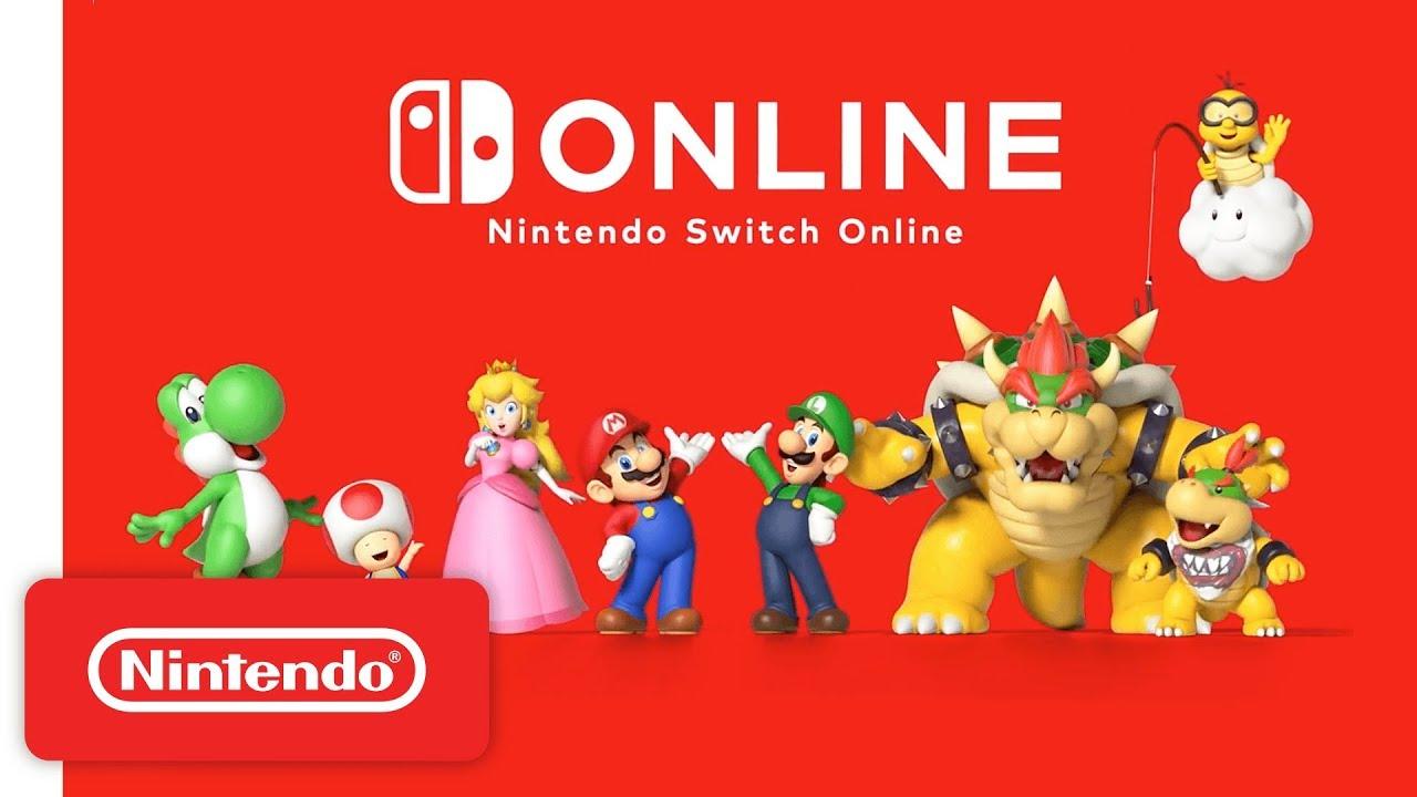 Nintendo Switch Online: annunciati i giochi NES e SNES di dicembre 2019
