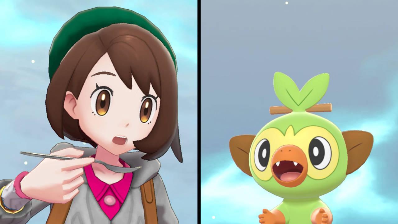 Pokémon Spada e Scudo: apparsa sul sito internet una misteriosa pagina dedicata ad un nuovo Pokémon