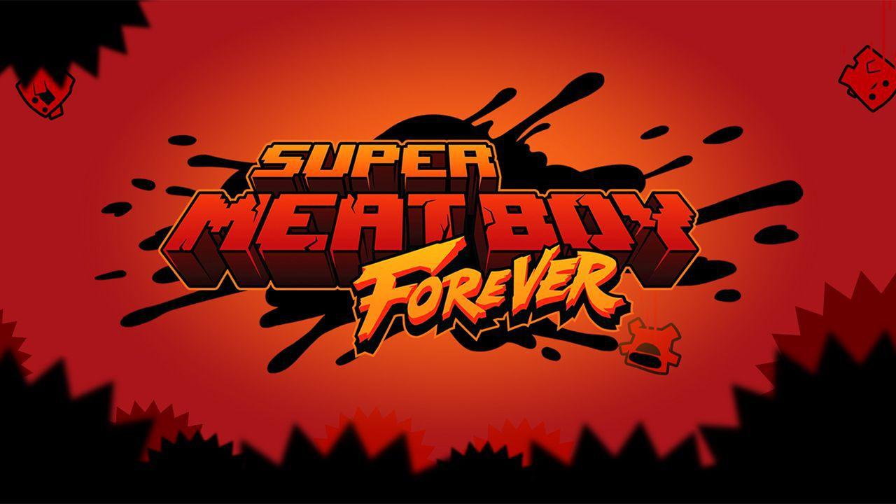 Super Meat Boy Forever in azione in ben due ore di gameplay in un nuovo e lungo video