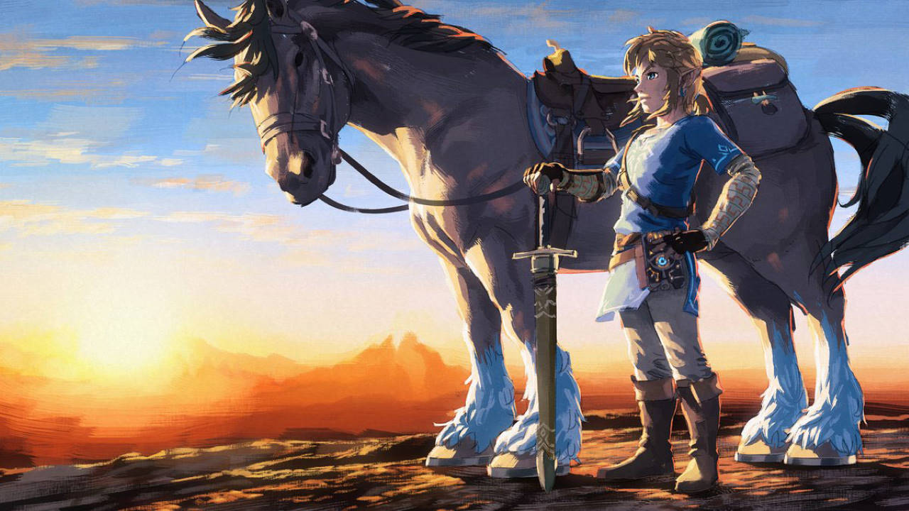 The Legend of Zelda Breath of the Wild, arrestato un uomo in Giappone perché vendeva salvataggi modificati