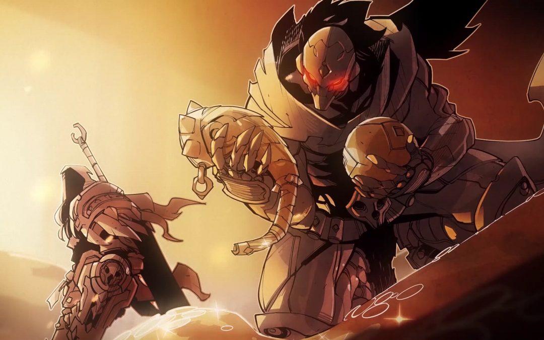 Darksiders Genesis: annunciata la data di uscita su PC, PS4, Stadia, Switch e Xbox One