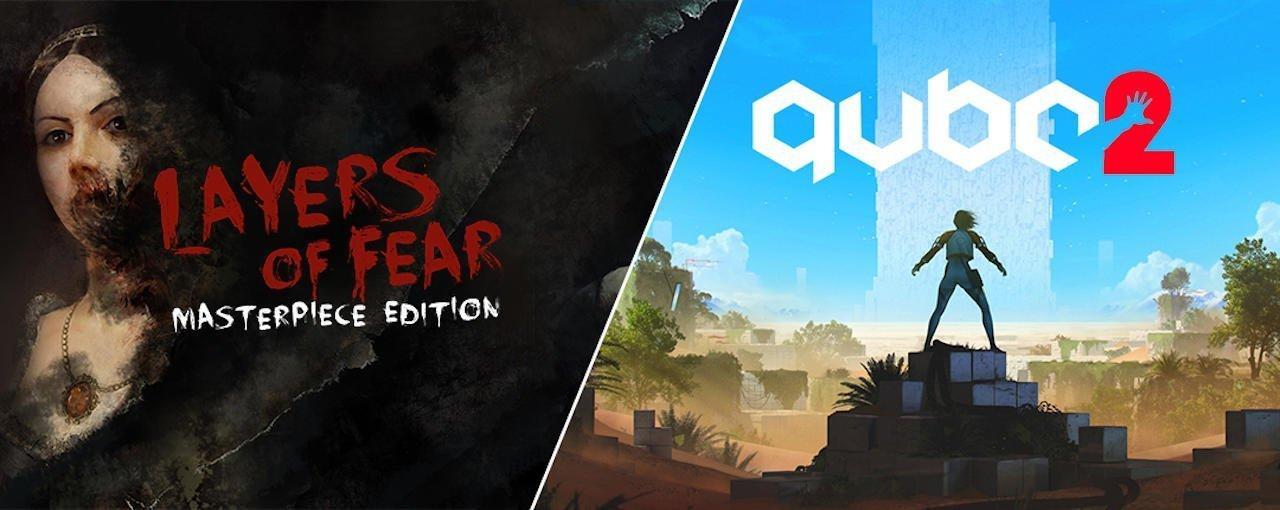 Layers of Fear e Q.U.B.E 2 sono gratuiti su Epic Games Store per un tempo limitato
