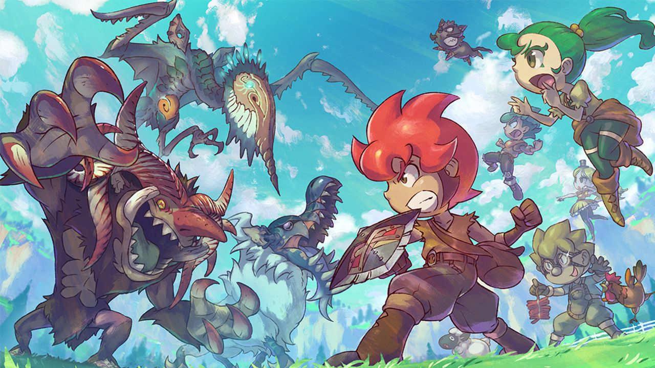 Little Town Hero arriverà anche su PS4, ma solo in Giappone per ora