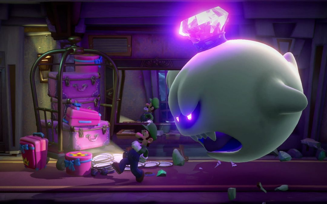 Luigi's Mansion 3: vediamo un video della modalità Scream Park