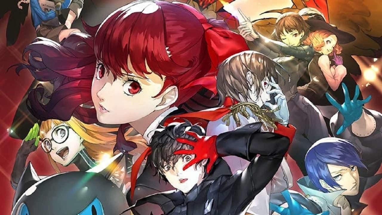 """Persona 5 Royal: pubblicato il nuovo trailer """"Incontra i Phantom Thieves"""""""