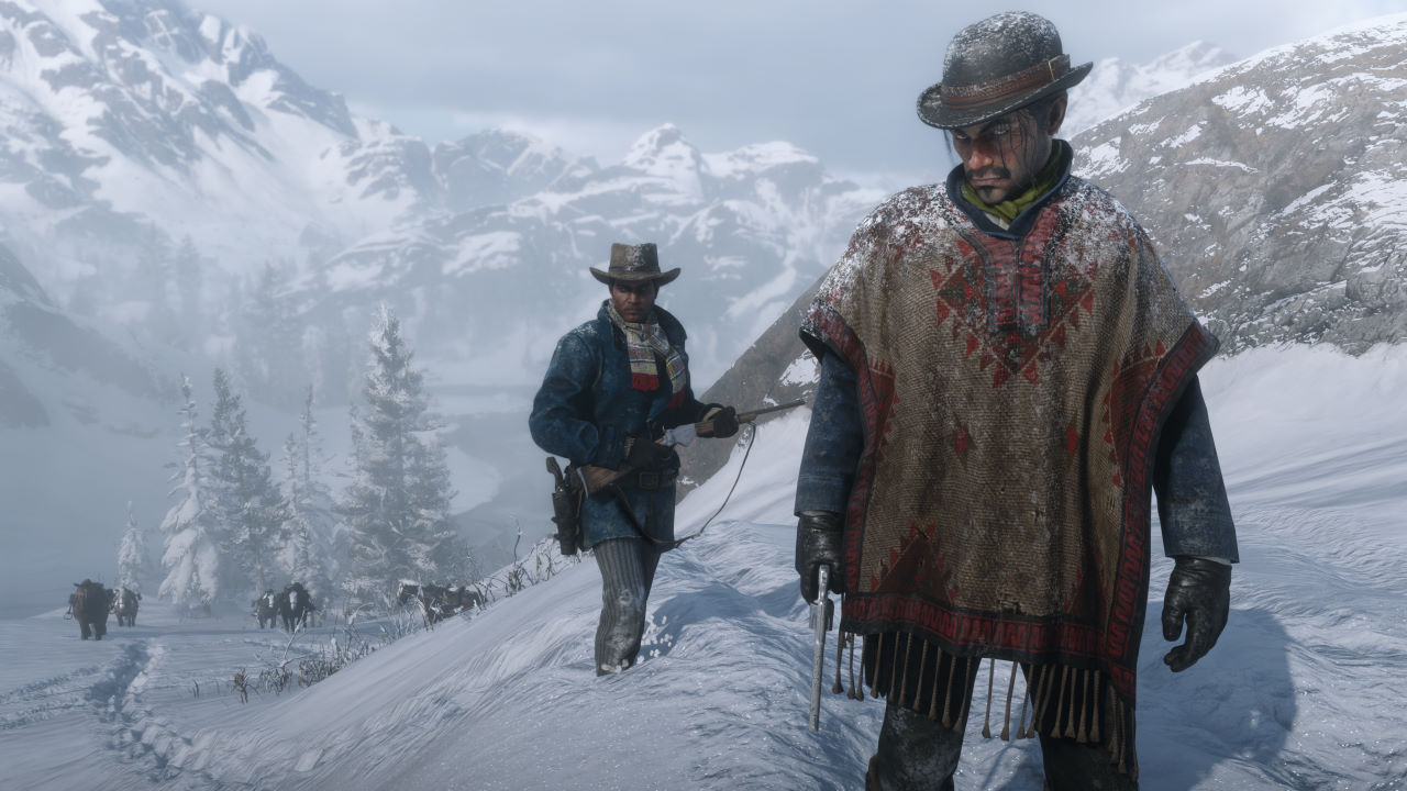 Red Dead Redemption 2 su PC ha una Photo Mode, ecco i comandi e le opzioni