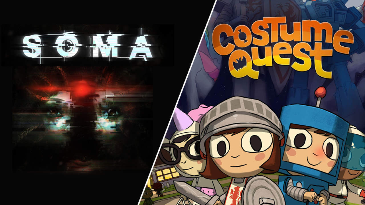 SOMA e Costume Quest sono i giochi gratis della settimana su Epic Games Store