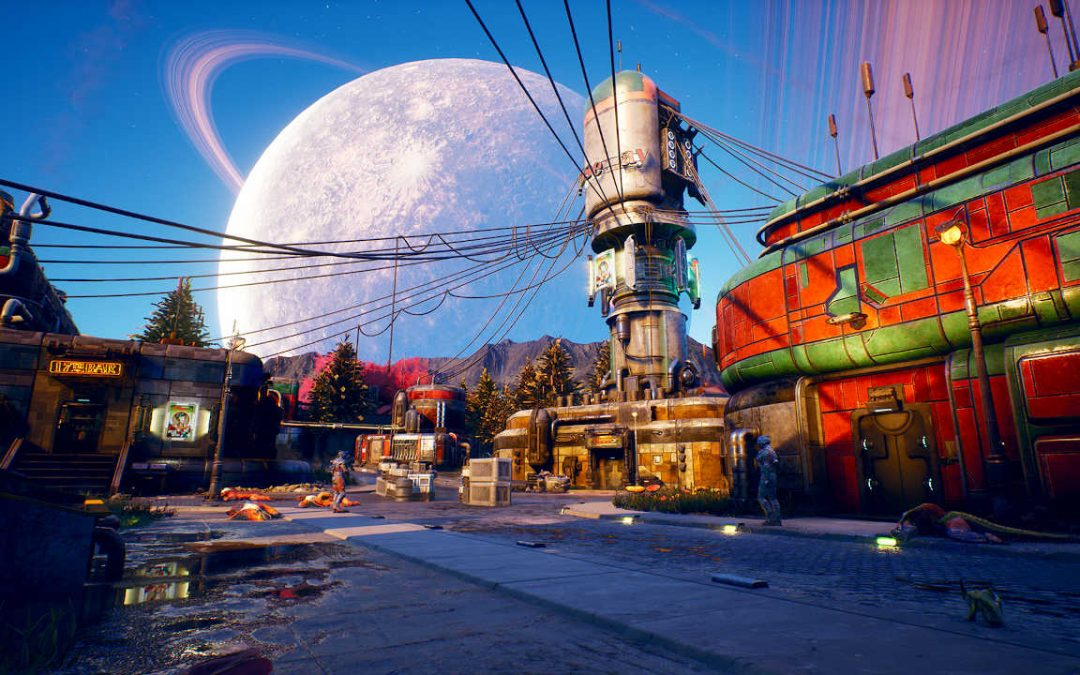The Outer Worlds: i primi 20 minuti di gameplay si mostrano in un video