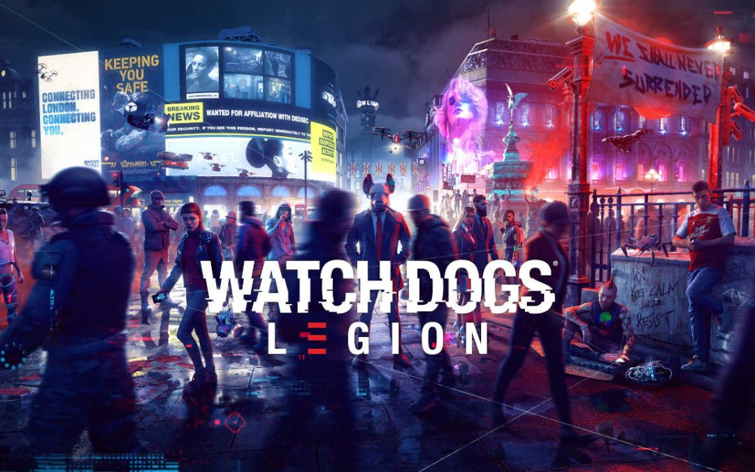 Ubisoft rinvia Watch Dogs: Legion, Gods & Monsters e Rainbow Six Quarantine