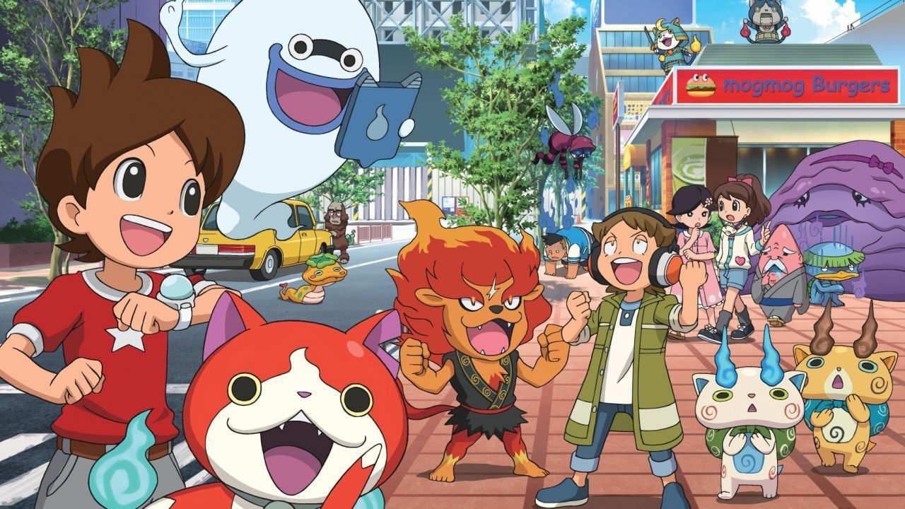 Yo-Kai Watch Jam Yo-kai Academy Y Waiwai Gakuen Seikatsu annunciato per PS4 e Nintendo Switch
