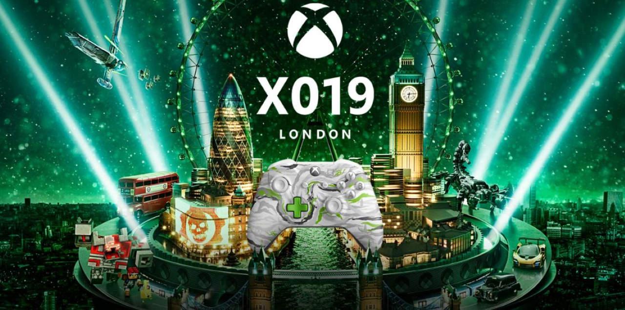 X019: ecco la lista di tutti i giochi presenti all'evento di Londra