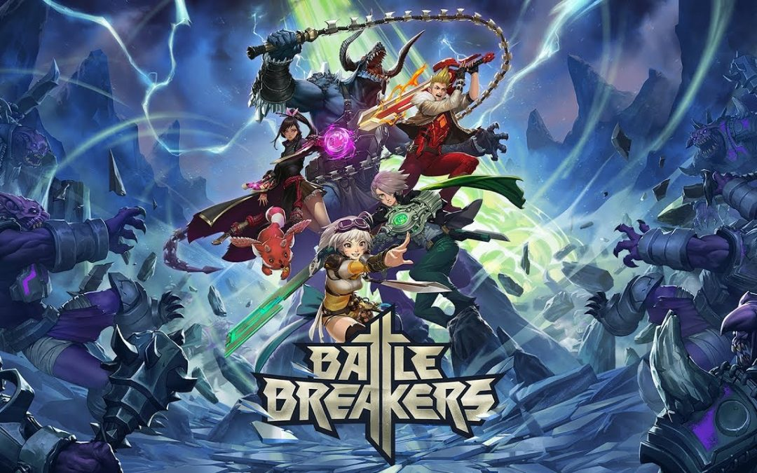 Battle Breakers, il nuovo gioco di Epic Games, è disponibile su PC, iOS e Android