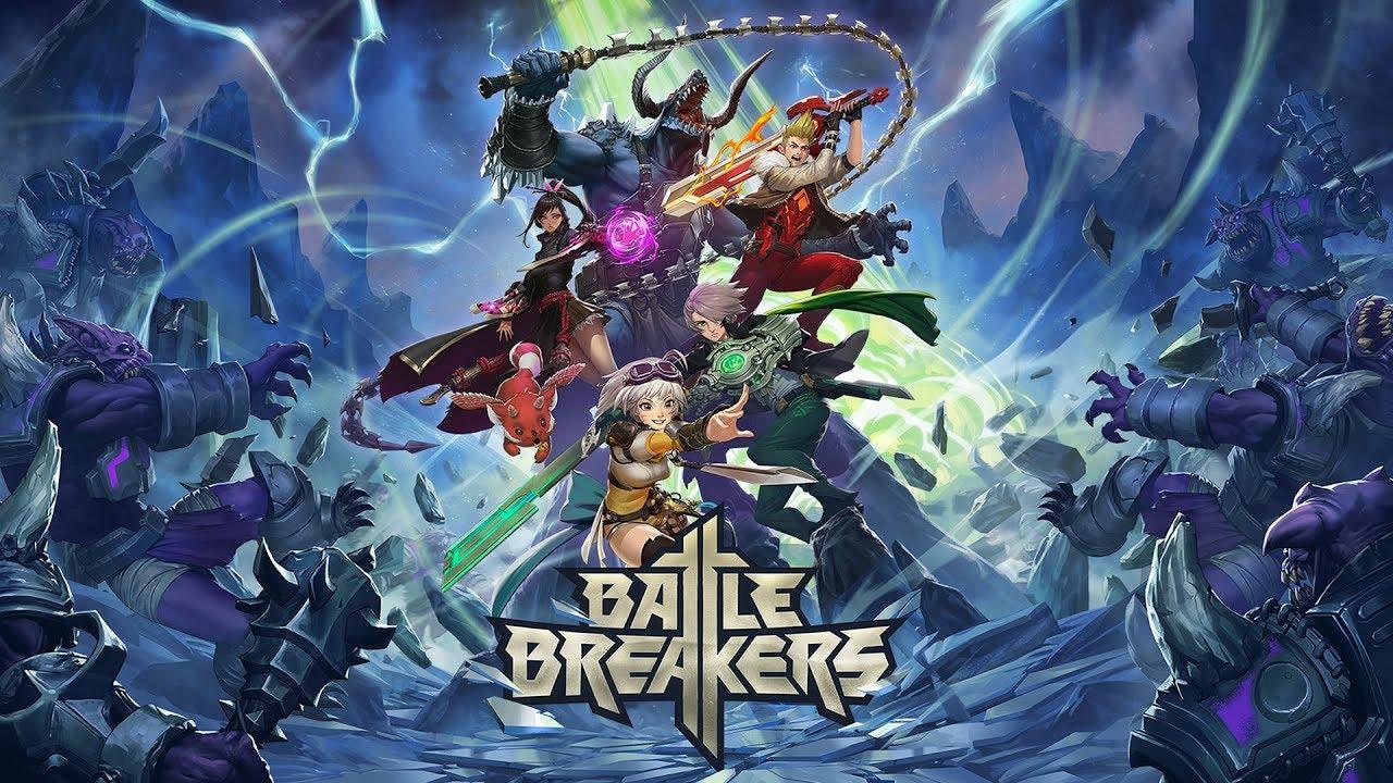Battle Breakers, il nuovo gioco di Epic Games, è disponibile su PC, iOS e Android