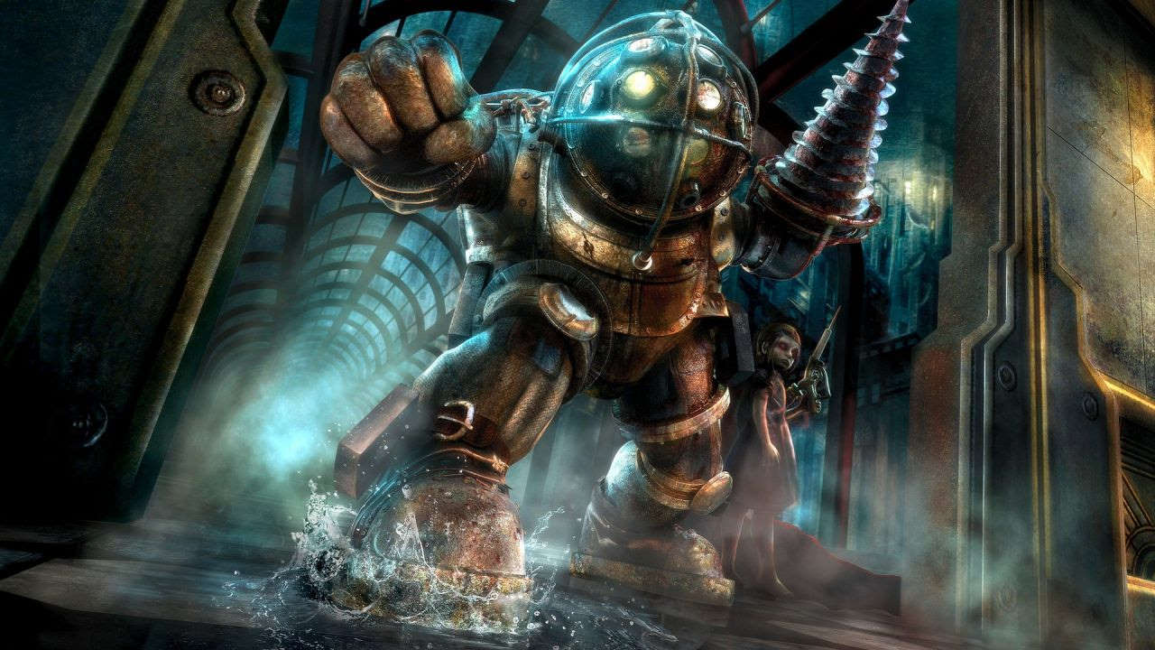BioShock The Collection, la versione fisica richiede di effettuare un download da 31GB