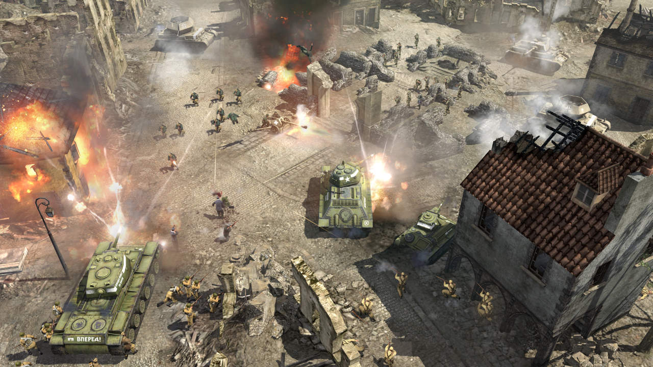 Company of Heroes 2 è gratis su Steam per un periodo limitato