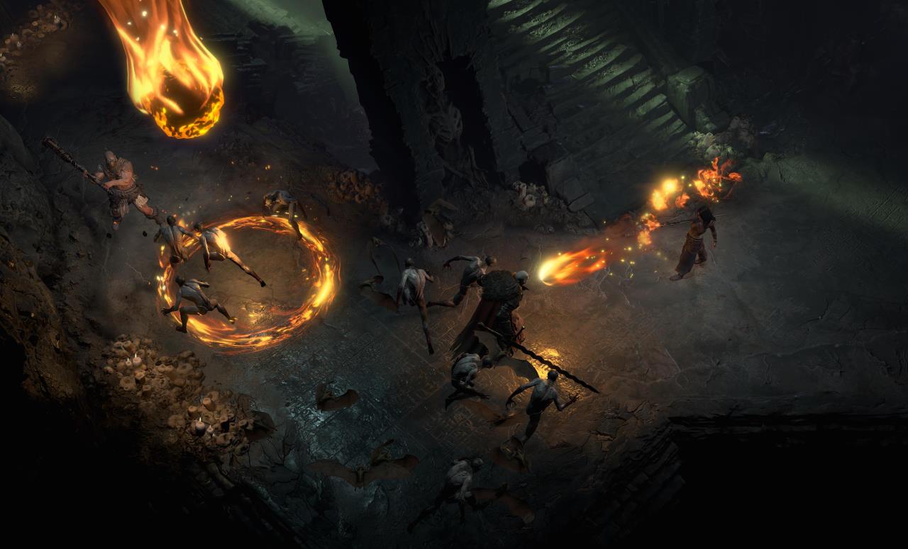 Diablo 4, nuove informazioni su abilità e talenti, sistema di incantesimi della Maga e sistema di progressione end game