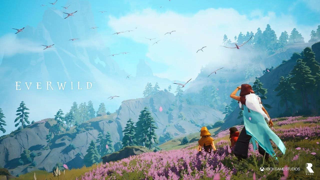 Everwild, le idee per il gameplay sono ancora in fase di brainstorming secondo il capo di Rare