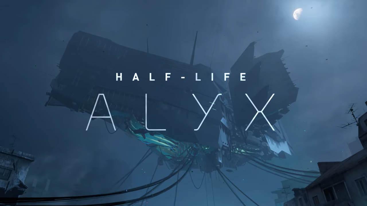Half-Life: Alyx, pubblicato il trailer di annuncio, arriva a marzo 2020 su PC