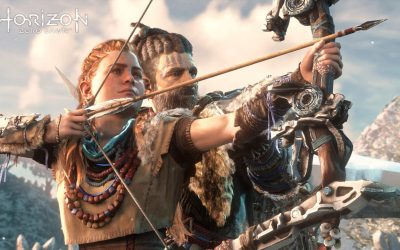 Horizon Zero Dawn immagine 2