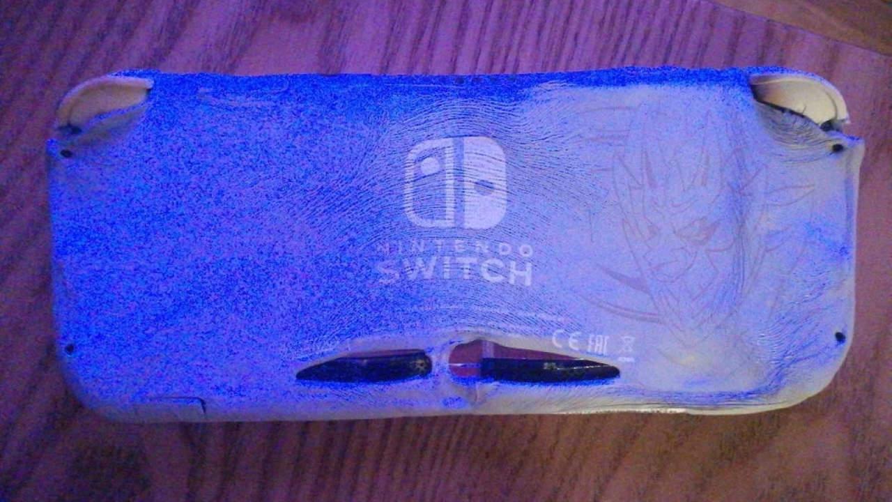 Avete lasciato la Nintendo Switch su un termosifone? Toglietela da lì immediatamente, per favore