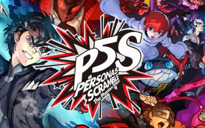 Persona 5 Scramble: The Phantom Strikes immagine 2
