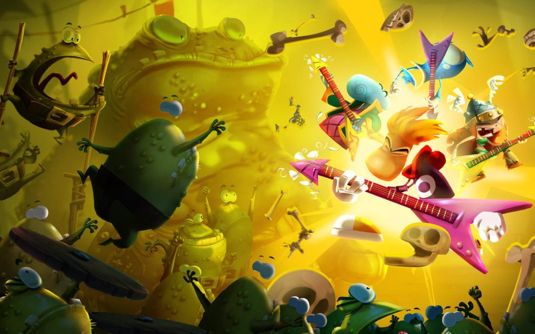 Rayman Legends è gratis per pochi giorni su PC con Uplay