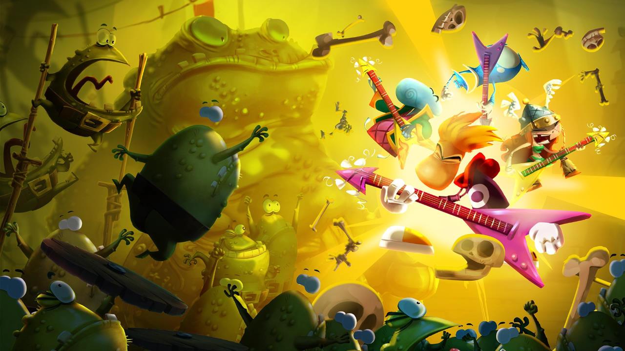 Rayman Legends è gratis per pochi giorni su PC con Uplay
