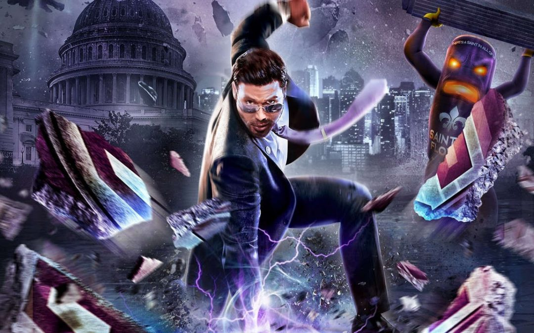 Saints Row 4 Re-Elected è ora disponibile su Nintendo Switch