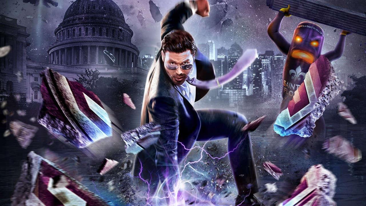Saints Row 4 Re-Elected è ora disponibile su Nintendo Switch