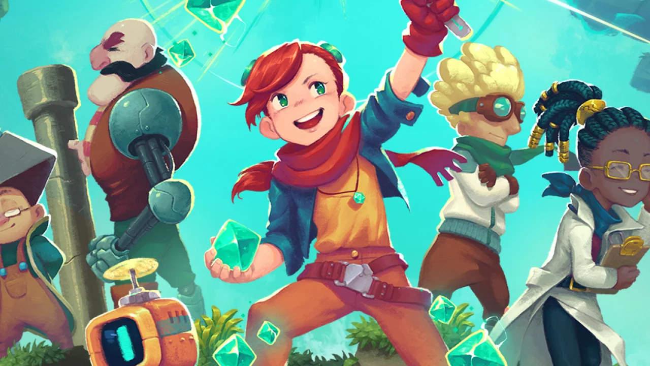 Sparklite: la recensione, tuffo nel passato con il roguelike stile Zelda