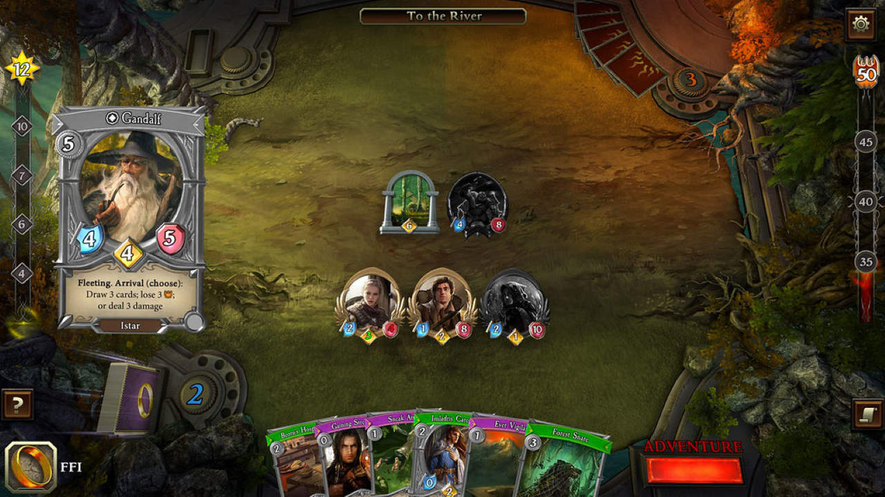 The Lord of the Rings: Adventure Card Game è disponibile su Xbox Game Pass per Xbox One