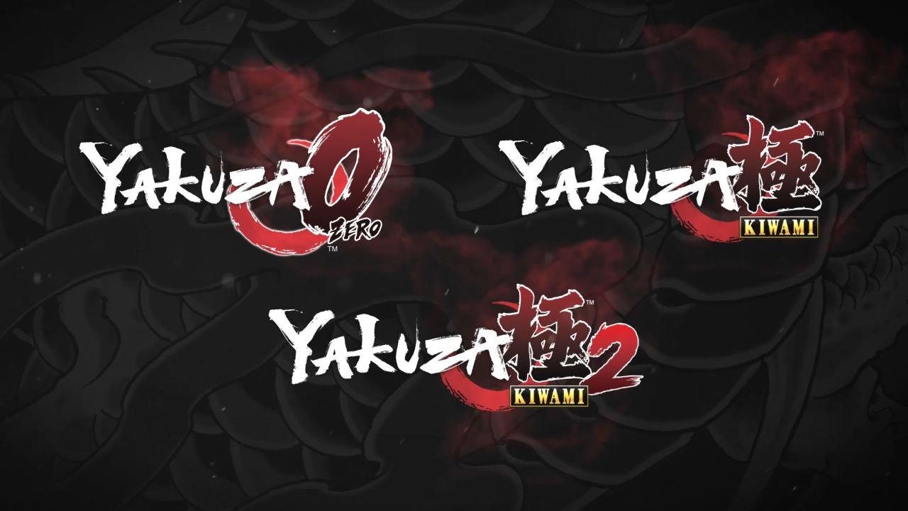 Yakuza 0, Yakuza Kiwami, e Yakuza Kiwami 2 arrivano su Xbox Game Pass nel 2020