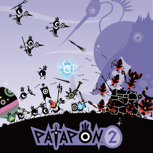 Possibile cover art per l'Occidente di Patapon 2 Remastered