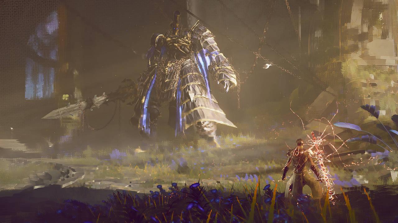 Babylon's Fall, il nuovo trailer annuncia la versione PS5 e svela il gameplay
