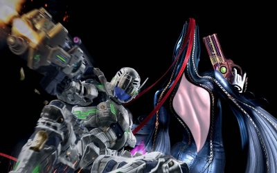 Bayonetta & Vanquish 10th Anniversary Bundle immagine 1