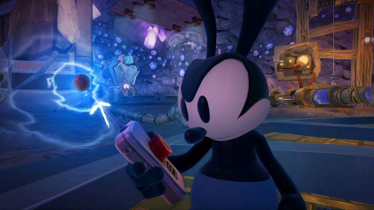 Disney al lavoro su un remake di un suo action game, secondo dei rumor: è Epic Mickey?