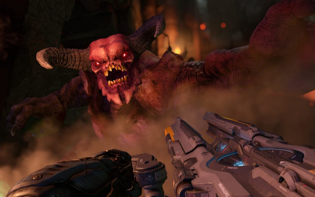 Doom (2016) è ora disponibile su PlayStation Now per PS4