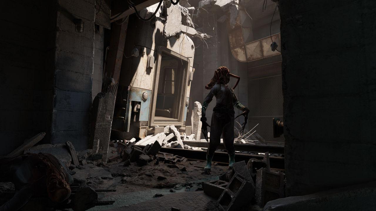 Half-Life Alyx, il team è entusiasta di continuare a lavorare sul franchise stando a Gabe Newell