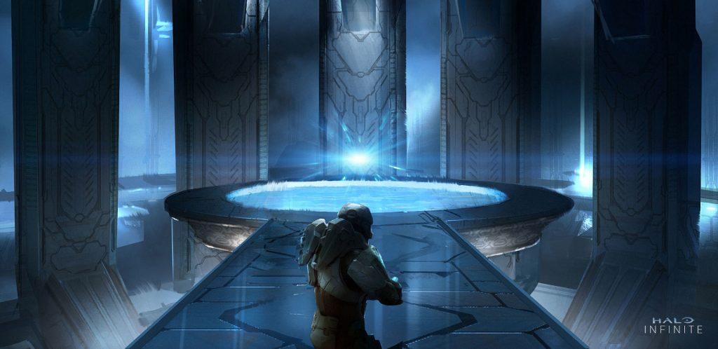 Halo Infinite concept art 1