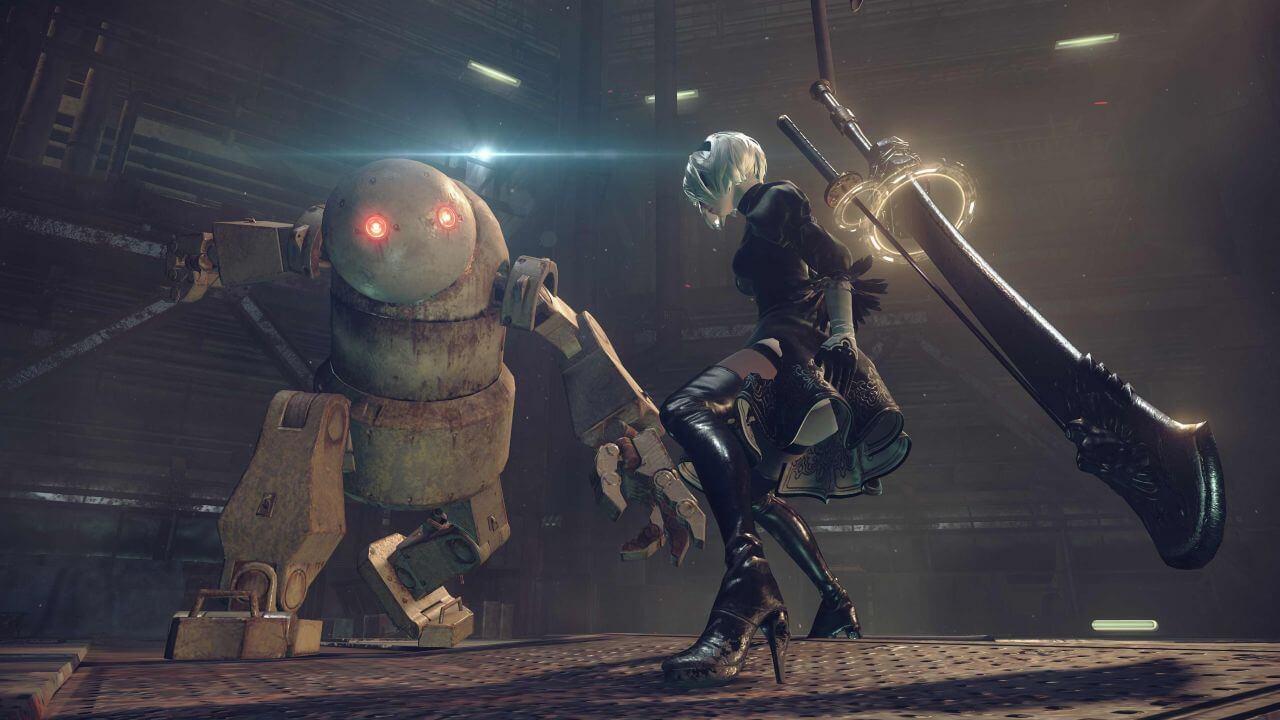 NieR Automata, la patch per la versione Steam arriva il 15 luglio: tutte le novità