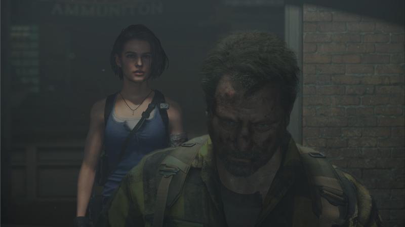 Immagine di Resident Evil 2 Remake con Jill Valentine.