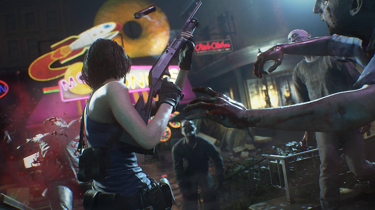Resident Evil 3, riferimenti alla Nintendo Switch trovati nel codice della demo