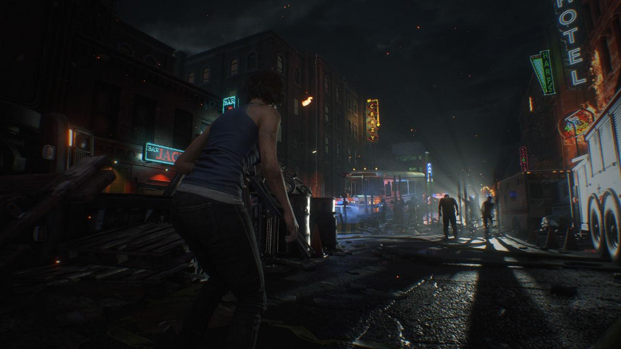 Resident Evil 3 Remake: ecco il nuovo trailer Nemesis, dettagli su Carlos e il nemico principale