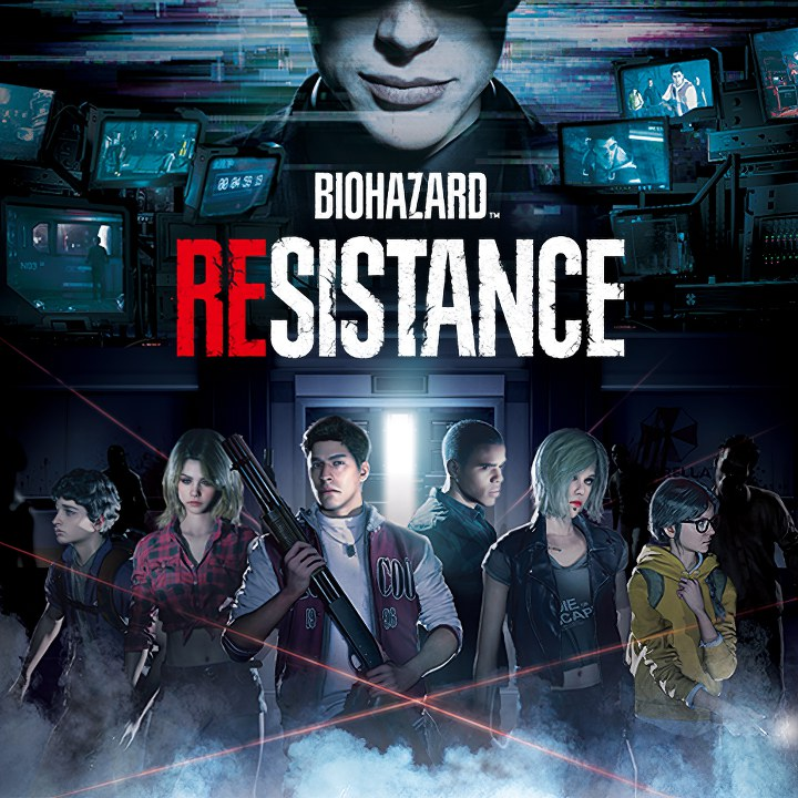 Copertina di Resident Evil Resistance